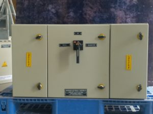 FTC Onload Changeover Switch