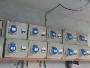 Industrial Socket Plug