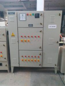 Power Factor Control Panel