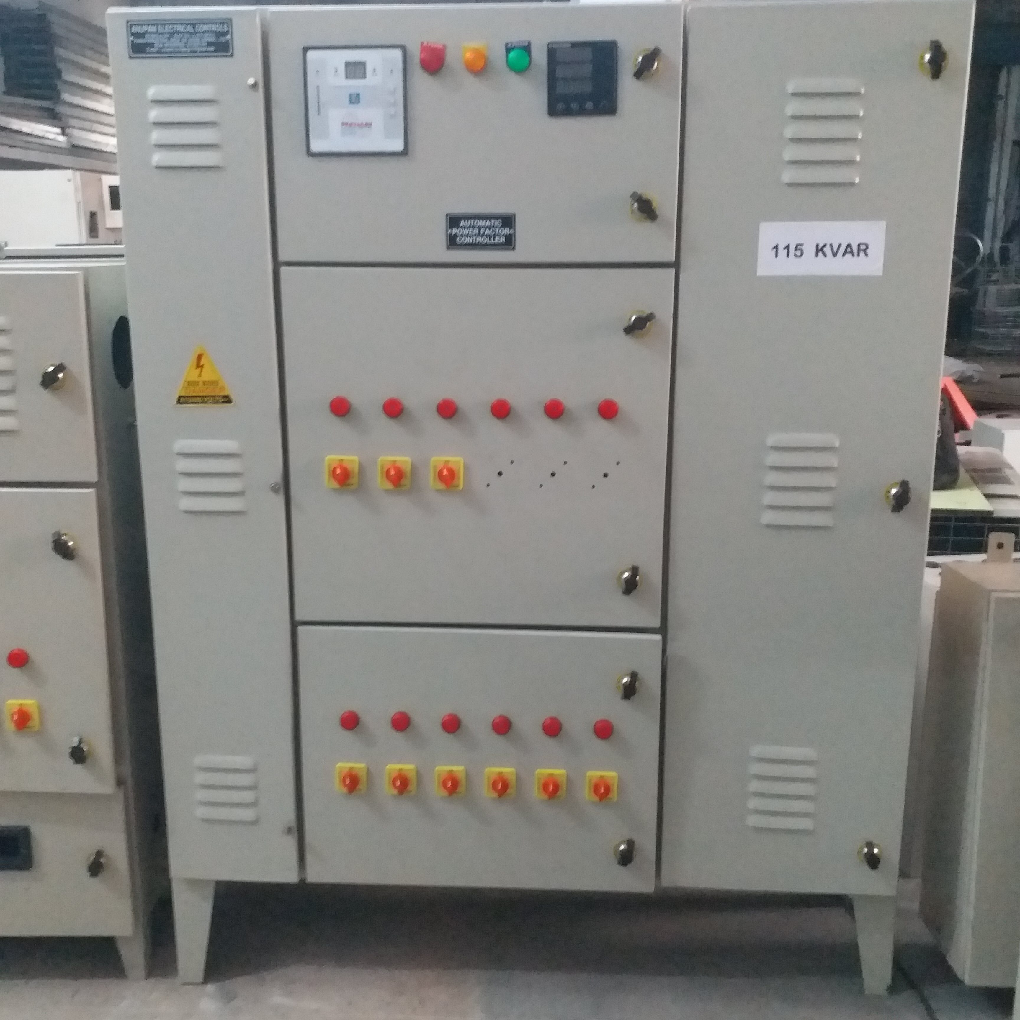 Products Anupam Electrical Controls Control Panels Apfc Panel